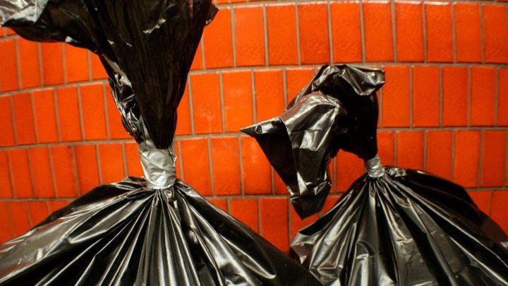 Расчлененное тело без головы и рук нашли в мусорном контейнере в Подмосковье