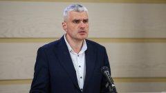 депутат ППДП Александр Слусарь