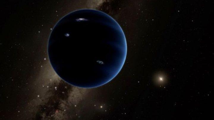 Ученые нашли гигантскую молодую планету
