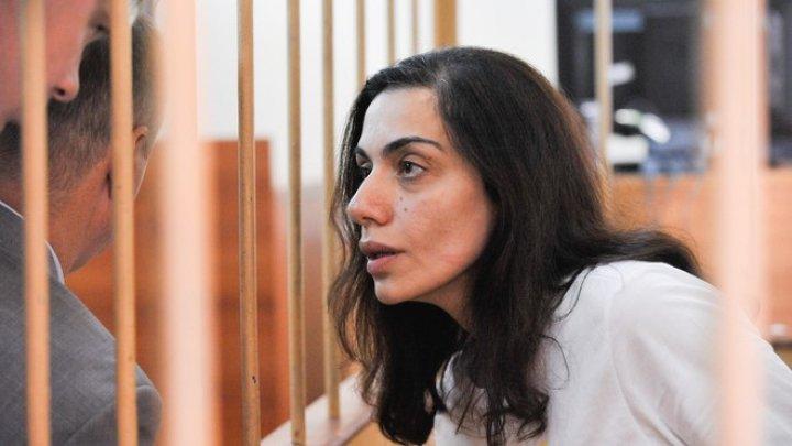 Обвиняемую в шпионаже в пользу Молдовы Карину Цуркан оставили под стражей