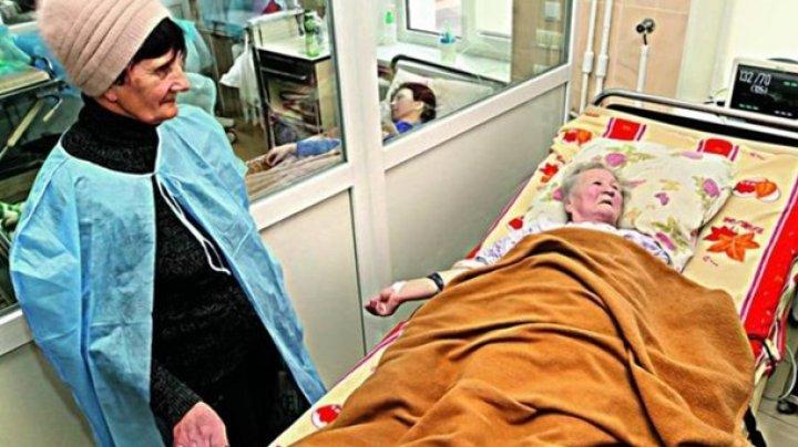 83-летняя украинка воскресла после констатации ее смерти