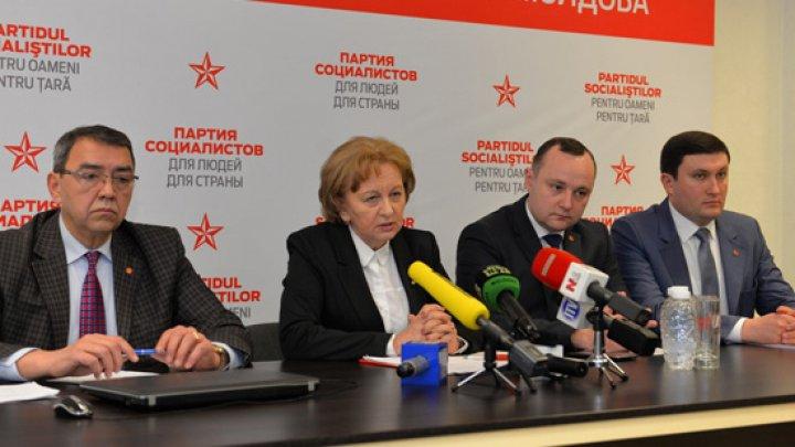 Гречаную и депутатов ПСРМ обвинили в подтасовках при подсчете голосов за законопроекты