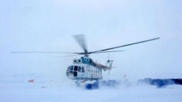 На Ямале вертолет с 10-ю пассажирами совершил жесткую посадку: погибли командир судна и второй пилот