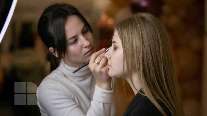 В Кишиневе открылась выставка косметики и парфюмерии