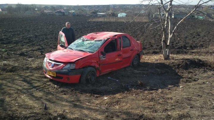 В Фалештском районе разбился насмерть 54-летний таксист