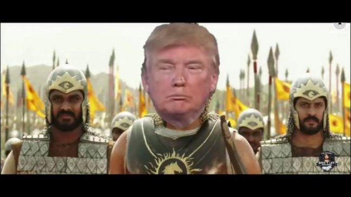 Герой Болливуда: Трамп разместил в Twitter ролик перед поездкой в Индию