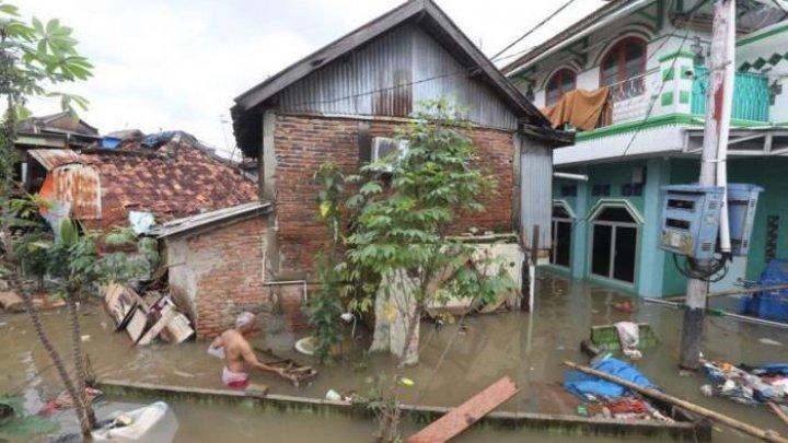 Джакарта ушла под воду: затоплены президентский дворец и крупнейшая больница, проводится эвакуация людей (ФОТО)