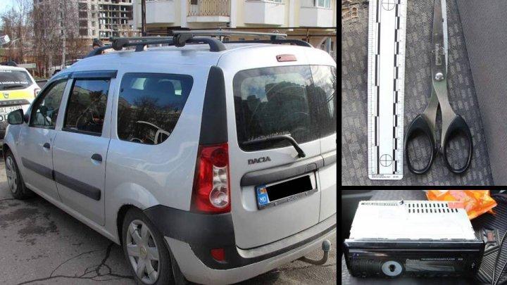 Водитель поймал вора, который обокрал как минимум семь машин в столице (ВИДЕО)