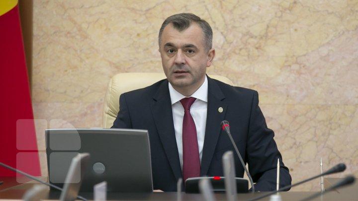 Реакция премьер-министра Иона Кику на подписание Платформой ДА вотума недоверия правительству