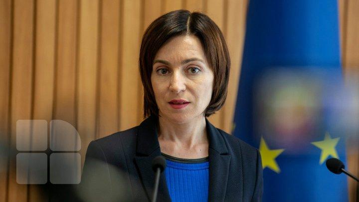 Лидера ПДС Майю Санду зарегистрировали кандидатом в президенты