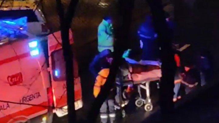 На Буюканах под колесами маршрутки погиб пешеход (ВИДЕО)