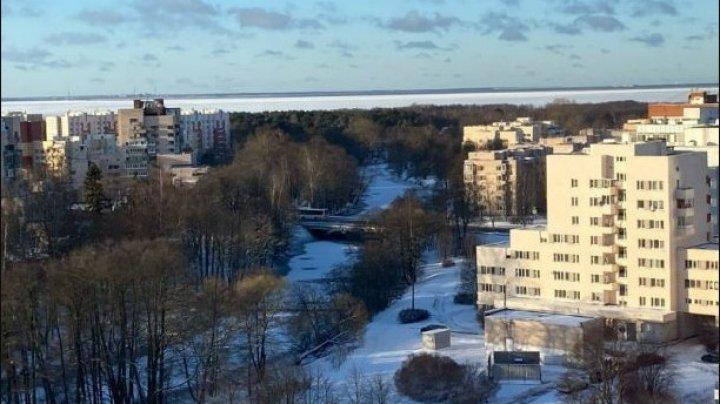 В России нашли тело уроженца Молдовы: опознали его по вмерзшей в лед куртке