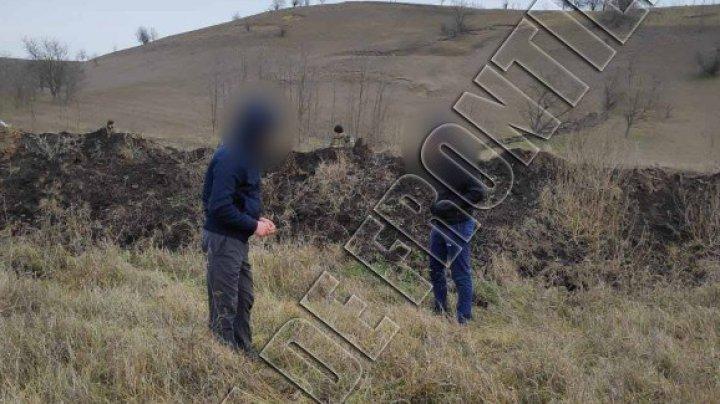 Двое молдаван пытались вернуться на родину окольными путями и попались пограничникам