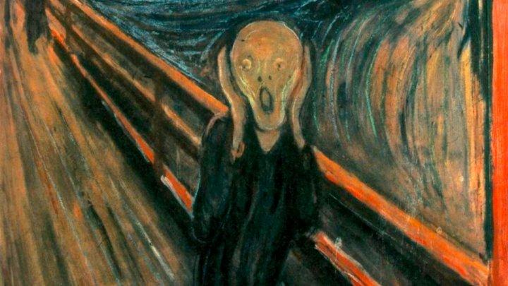 """""""Крик"""" тускнеет: ученые назвали причины выцветания знаменитой картины Мунка"""