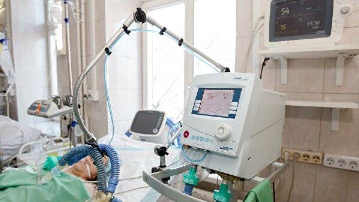 Власти расходятся в цифрах о количестве аппаратов искусственной вентиляции легких в Молдове