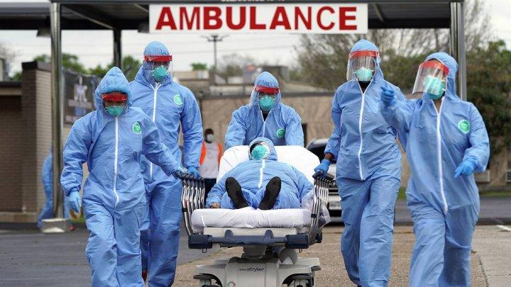 Сначала избранные: медработники уездной больницы Сучавы не сразу смогли пройти тест на коронавирус
