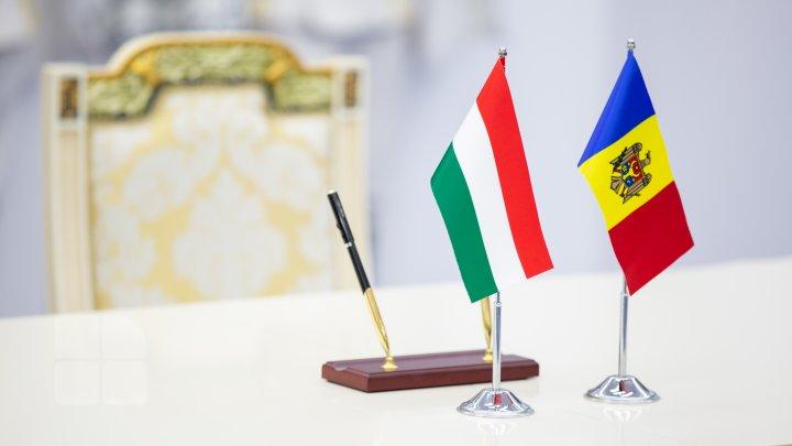 В Кишиневе подписали Декларацию о стратегическом партнерстве между Молдовой и Венгрией (ФОТОРЕПОРТАЖ)