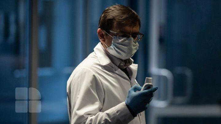 Хроника коронавируса в Молдове: всего два новых пациента с COVID-19 заболели за границей