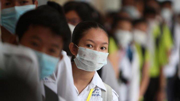 В Китае впервые с января был зарегистрирован день без новых жертв коронавируса