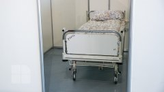 больница, центр COVID-19