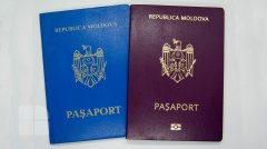 паспорт, Молдова