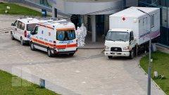 скорая помощь, больница, коронавирус