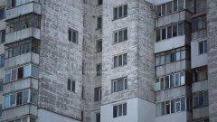 многоэтажка, кишинев, здание