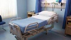 кровать, больница, коронавирус