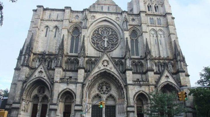 Кафедральный собор Нью-Йорка станет полевым госпиталем