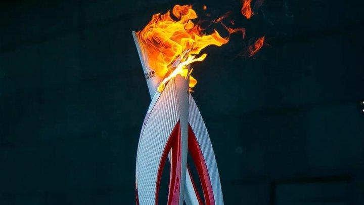 Олимпийский огонь будет выставлен на всеобщее обозрение: Это свет надежды для всего мира