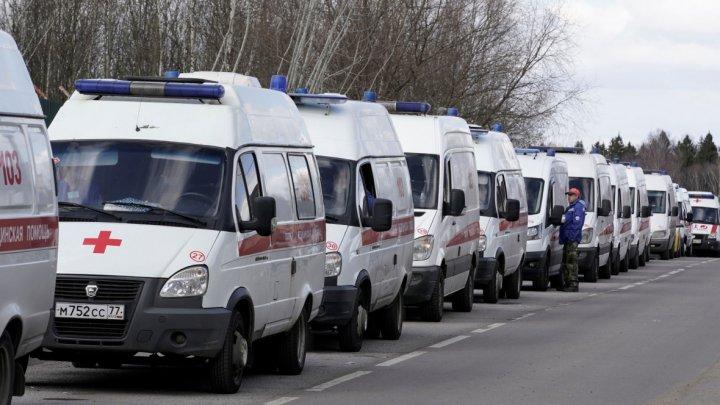 В России второй день подряд фиксируют антирекорды по числу новых случаев коронавируса