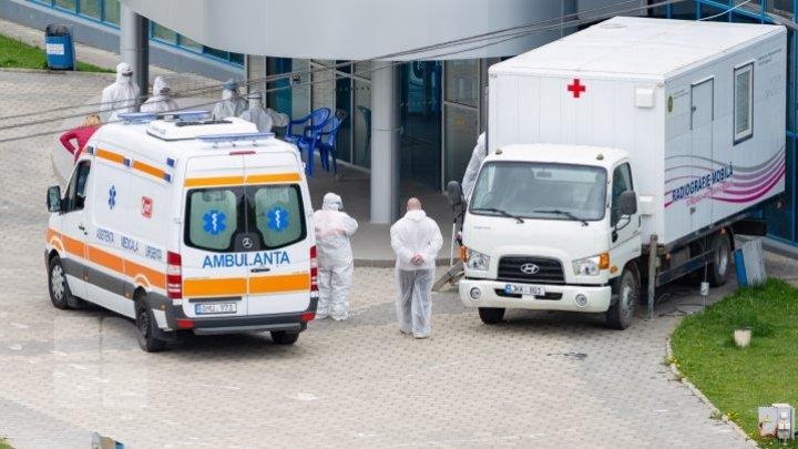 В Молдове выявили 54 новых случая коронавируса