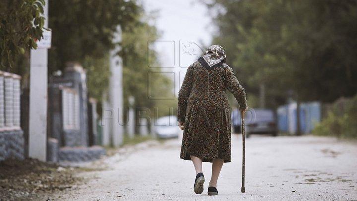 Население Молдовы стремительно стареет