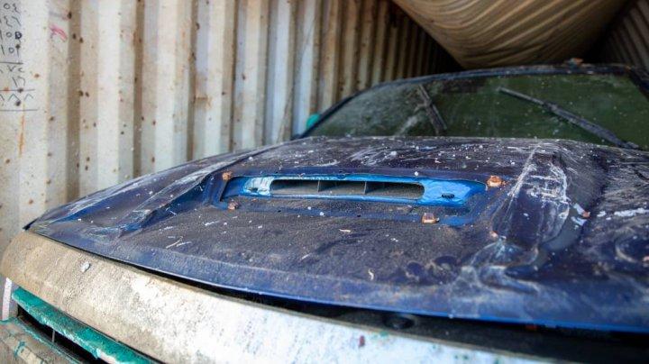 Со дна Тихого океана подняли потерянные два года назад автомобили (ФОТО)