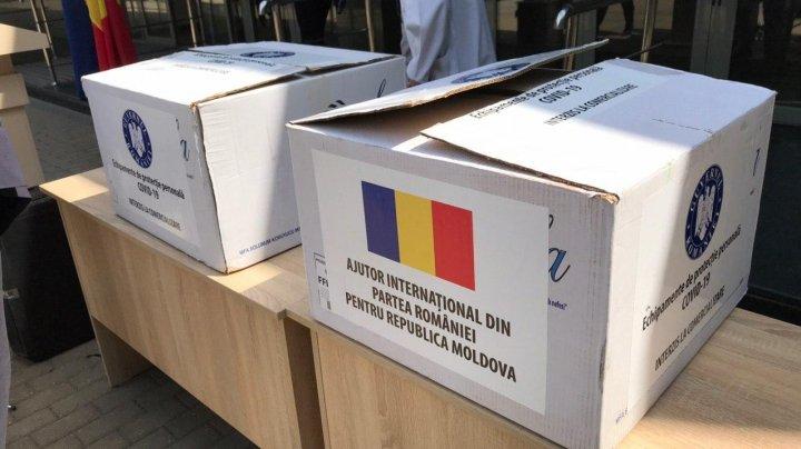"""""""COVID-19  не знает границ"""": в Молдову прибыла подмога из Румынии (ФОТО)"""