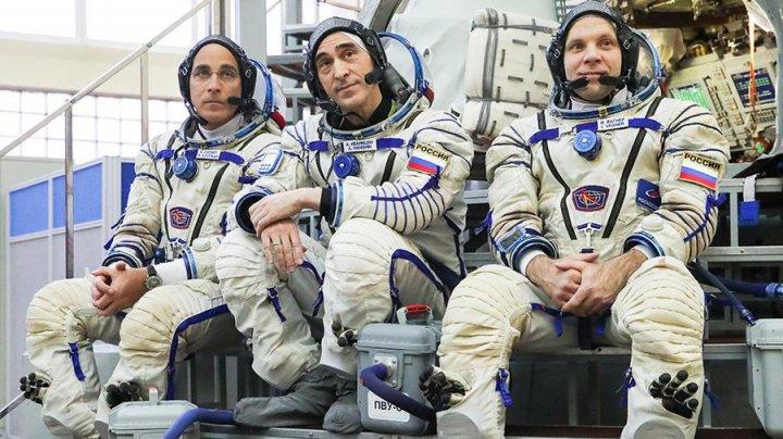 Космонавты МКС признались, что должны толстеть одновременно