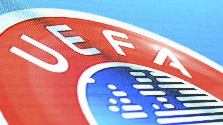УЕФА обязал сборную Украины внести изменения в форму для выступления на чемпионате Европы