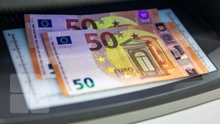 Курс валют на 4 мая: Евро уступил лею 11 банов