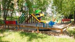 кишинев, игровая площадка
