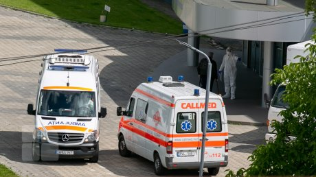 Коронавирус в Молдове: заразились ещё 97 человек, умерли два пациента