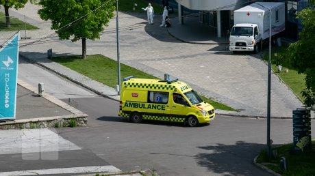 В Молдове не зафиксировали ни одного умершего от COVID-19 за сутки