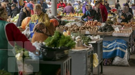 В Кишинёве торговец пытался подкупить чиновника ради места на рынке