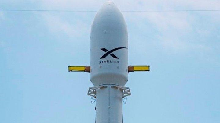 SpaceX запустила девятую группу спутников системы глобального интернет-покрытия Starlink