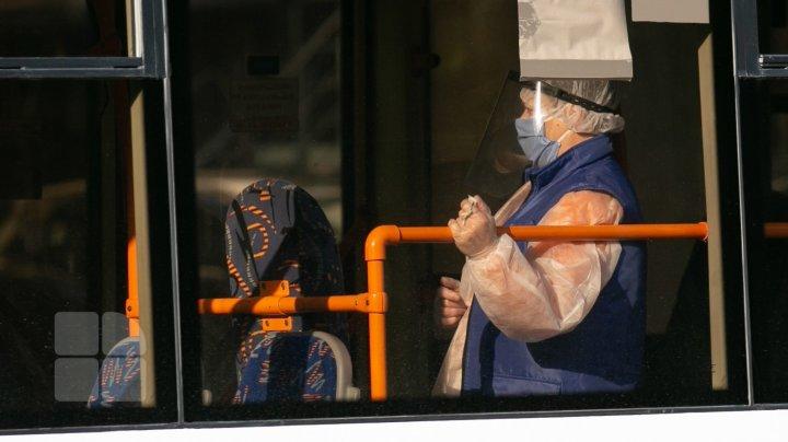 Мэрия Кишинева: общественный транспорт на выходных будет работать в обычном режиме