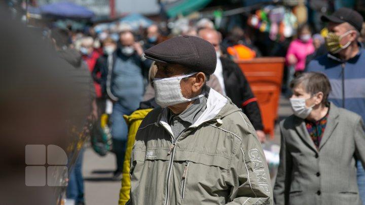 Кишиневские рынки возобновили свою работу (ФОТОРЕПОРТАЖ)