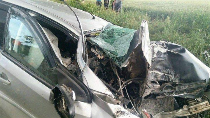 Смертельное ДТП в Единецком районе: водитель погиб, врезавшись в дерево (ФОТО)