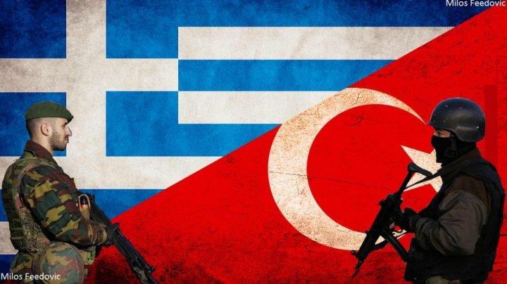 Министр обороны Греции заявил о готовности воевать с Турцией