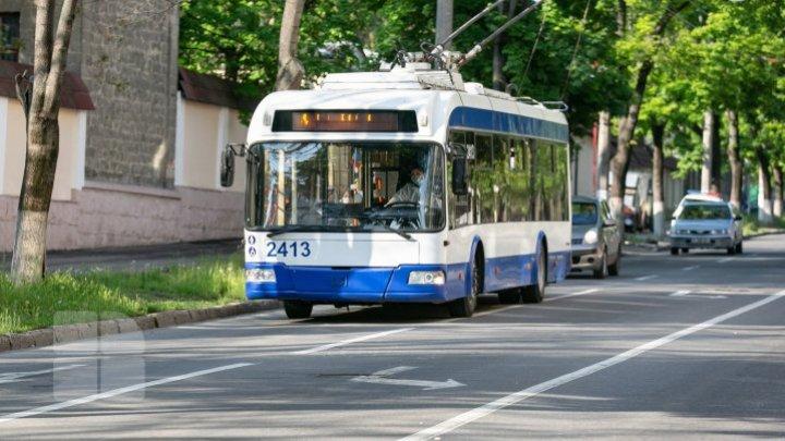В столице перекроют участок улицы А. Матеевича: 24-й троллейбус временно отменяется, маршруты №3 и №10 сокращаются