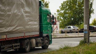 Кишиневские власти запретили грузовым машинам тяжелее 20 тонн передвигаться по улицам муниципия