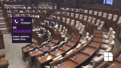 """""""День за днем"""" ЯН ЛИСНЕВСКИЙ, социолог: """"Молдове надо сейчас показать насколько она может быть объединенной в кризисной ситуации..."""""""